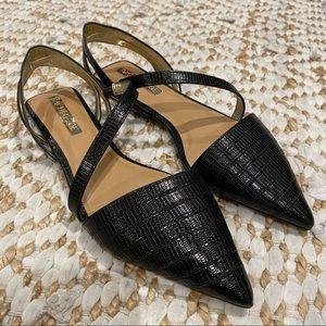 Rachel Zoe Pointed Toe Flats